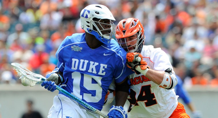 NCAA Lacrosse: Division I Lacrosse-Championship Game-Duke vs Syracuse