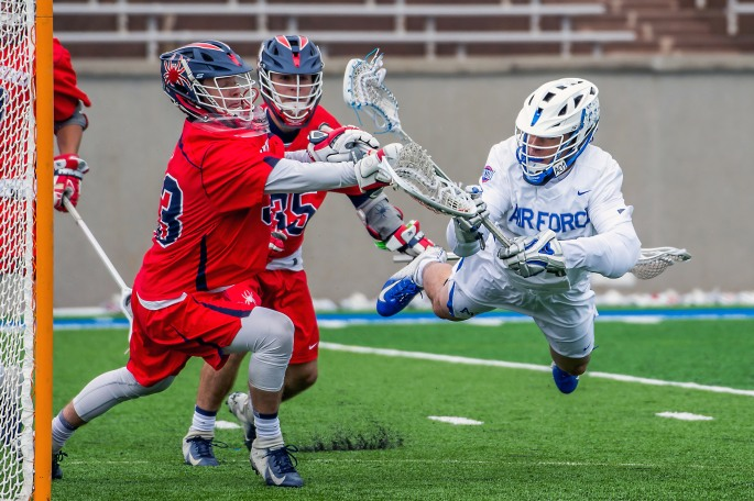 USAFA Men's Lacrosse vs. University of Richmond