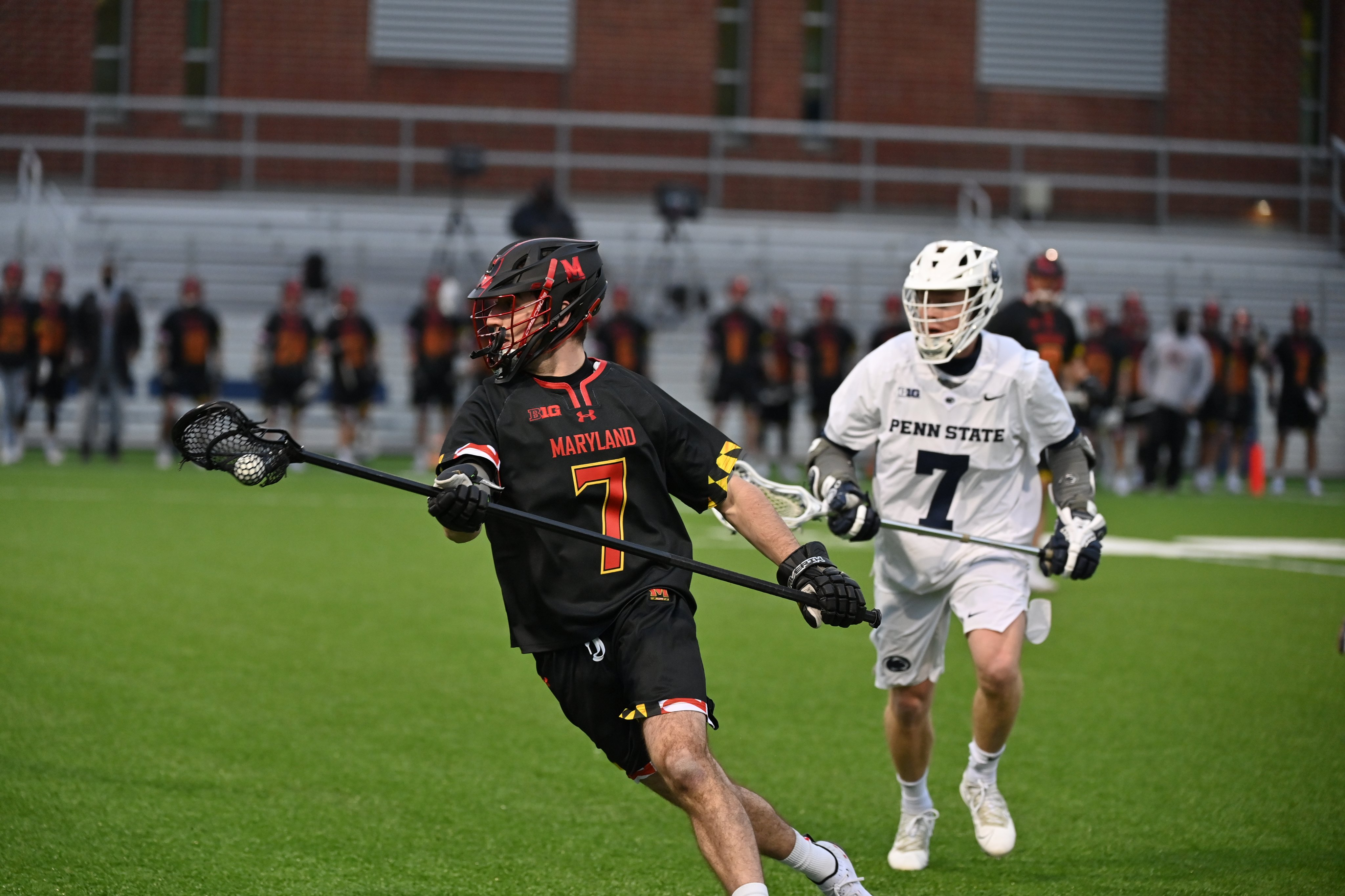 Maryland Overpowers Penn State in Friday Night Contest